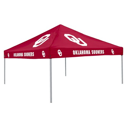 Oklahoma Sooners Red Canopy Tent