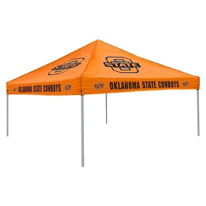 Oklahoma Cowboys Orange Canopy Tent