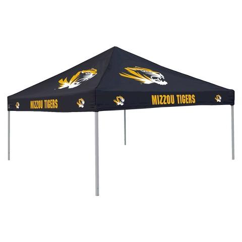 Missouri Tigers Black Canopy Tent
