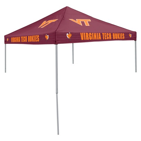 Virginia Tech Hokies Maroon Canopy Tent