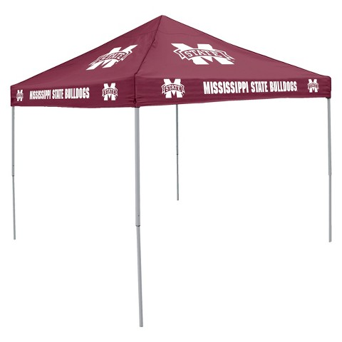 NCAA Mississippi State Maroon Tent