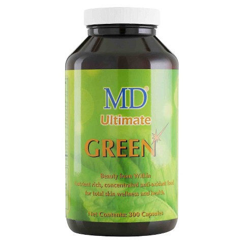 MD Nutri Ultimate Green - Skin Supplement