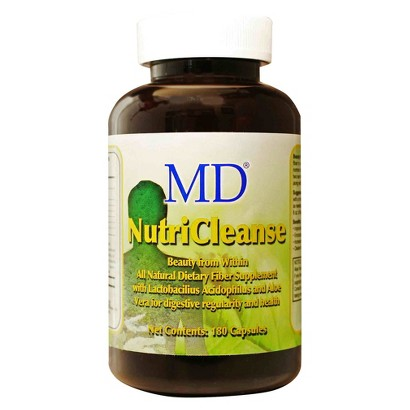 MD Nutri Body Cleanse Supplement