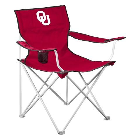 Oklahoma Sooners Deluxe Chair