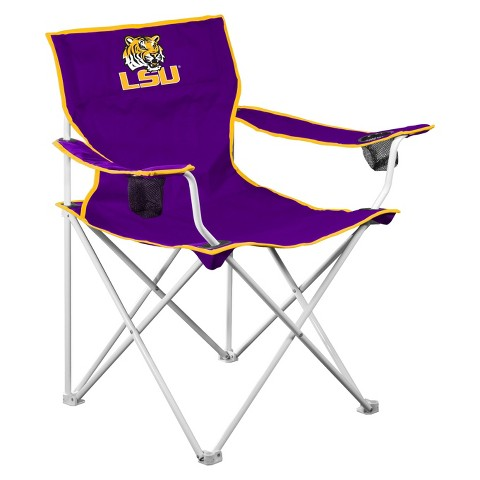 LSU Tigers Deluxe Chair
