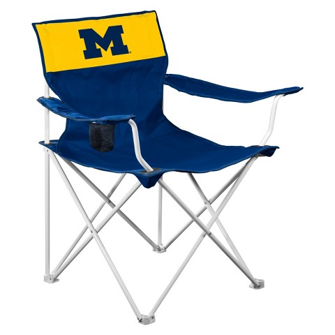 Michigan Wolverines Portable Chair