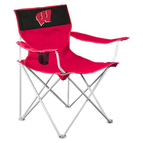 Wisconsin Badgers Portable Chair