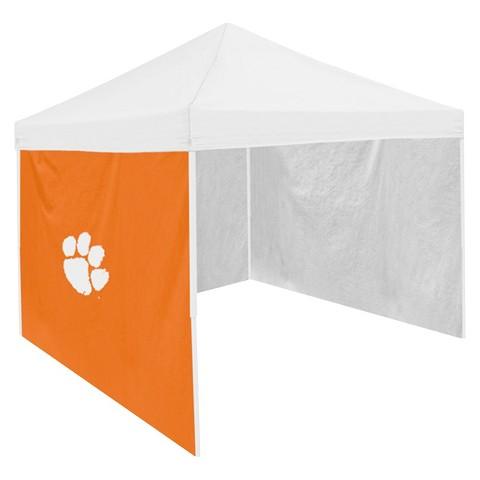 Clemson Tigers Logo Orange Side Panel - 9' x 9'
