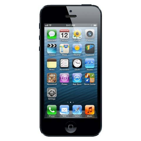 iPhone 5 16GB Black - Verizon with 2-year contract