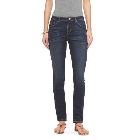 Mid-Rise Jeans (Curvy Fit) - Light Wash - Mossimo®