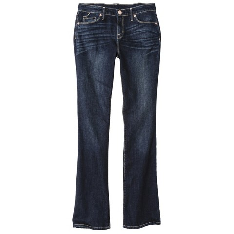 Mid-Rise Bootcut Jeans (Modern Fit) - Mossimo®
