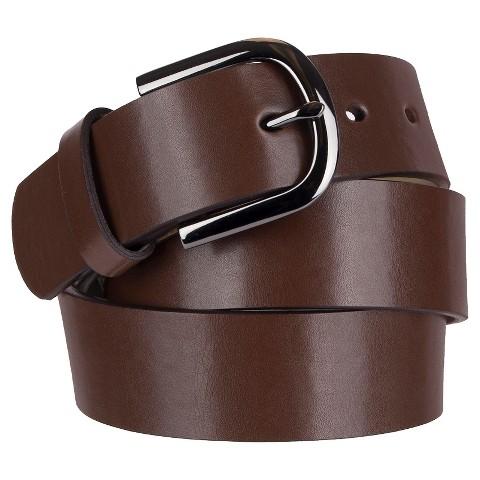 Women's Smooth Belt - Brown - Merona™