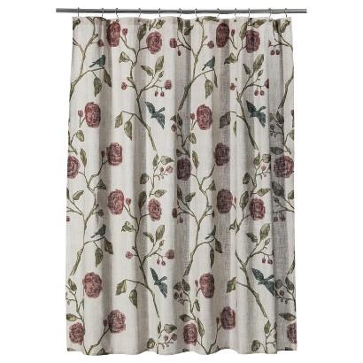 Bath ThresholdTM Floral Shower Curtain Sale Reviews