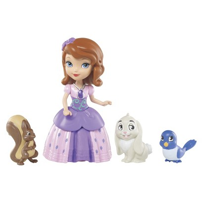 Disney Sofia the First Sofia & Animal Friends