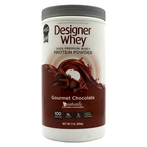 Designer Whey Protein Chocolate - 2 lbs