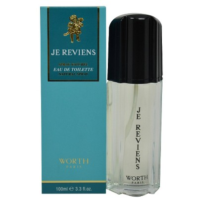 Women's Je Reviens by Worth Eau de Toilette Spray - 3.3 oz