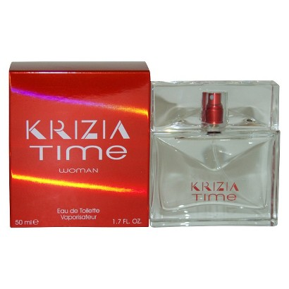 Women's Krizia Time by Krizia Eau de Toilette Spray - 1.7 oz