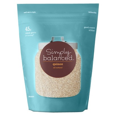 Simply Balanced Dry Quinoa 30 oz