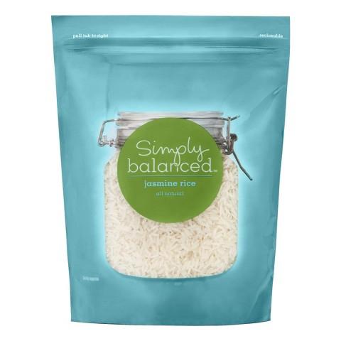 Simply Balanced Dry Jasmine Rice 30 oz
