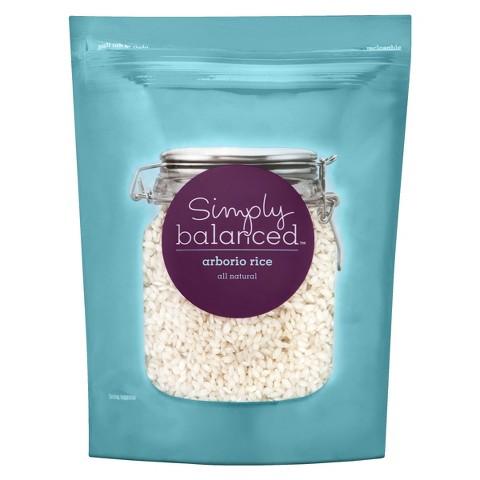 Simply Balanced Dry Arborio Rice 30 oz