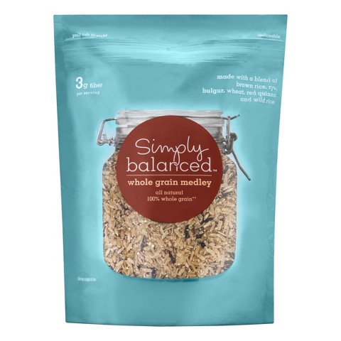 Simply Balanced Dry Whole Grain Medley 30 oz
