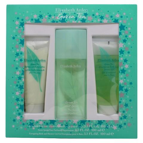 Women's Green Tea by Elizabeth Arden - 3 pc Gift Set