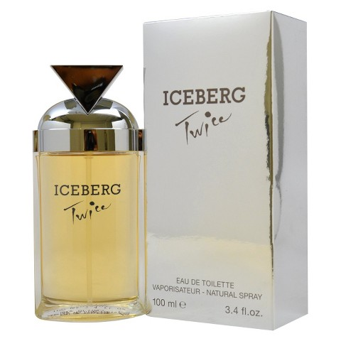 Women's Iceberg Twice by Iceberg Eau de Toilette Spray - 3.4 oz