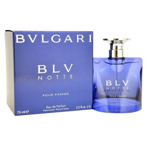 Women's Bvlgari Blv Notte by Bvlgari Eau de Parfum Spray - 2.5 oz