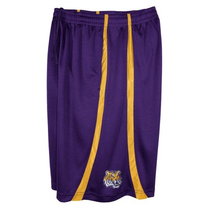 LSU Tigers Men's Short Purple