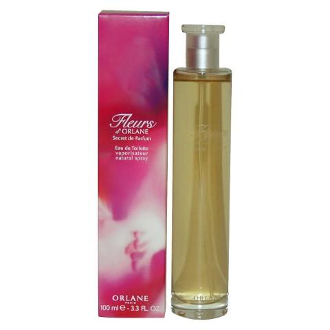Women's Fleur D'Orlane by Orlane Eau de Toilette Spray - 3.3 oz