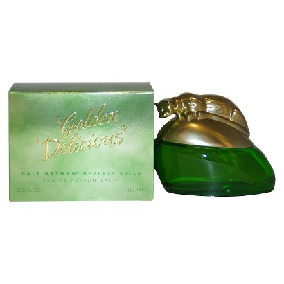Women's Golden Delicious by Gale Hayman Eau de Parfum Spray - 3.3 oz