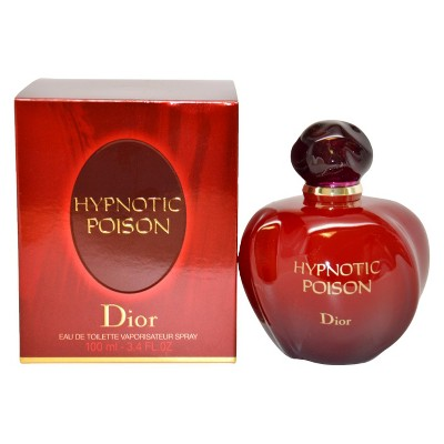 Women's Hypnotic Poison by Christian Dior Eau de Toilette Spray - 3.4 oz