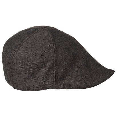 Men's Driving Cap - Dark Grey