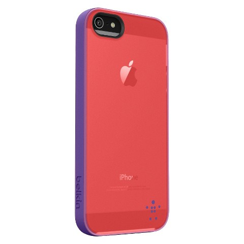 Belkin Grip Sheer Cell Phone Case for iPhone 5