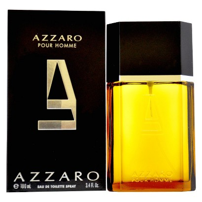 Men's Azzaro by Loris Azzaro Eau de Toilette Spray - 3.4 oz
