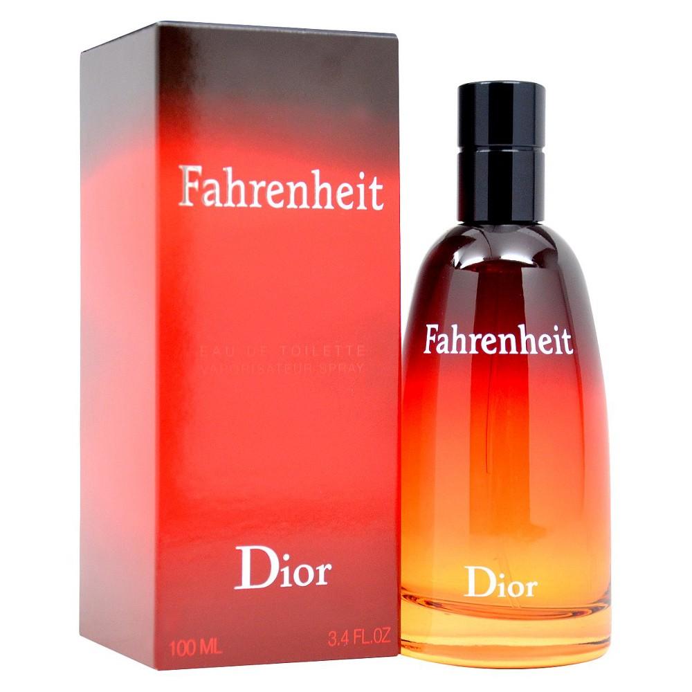EAN 3348900012219 - Christian Dior Fahrenheit Men's 3.4 ...