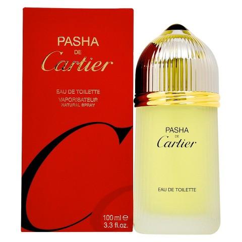 Men's Pasha De Cartier by Cartier Eau de Toilette Spray - 3.3 oz
