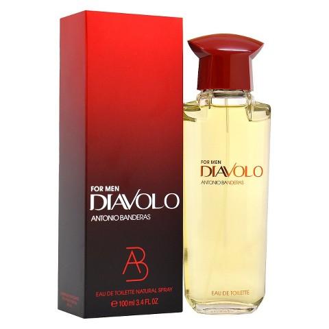 Men's Diavolo by Antonio Banderas Eau de Toilette Spray - 3.4 oz