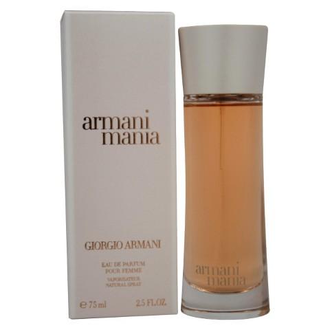 Women's Armani Mania by Giorgio Armani Eau de Parfum Spray - 2.5 oz