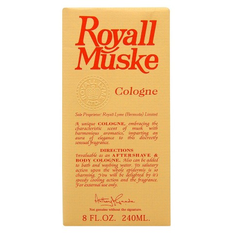 Men's Royall Muske by Royall Fragrances Lotion Splash - 8 oz