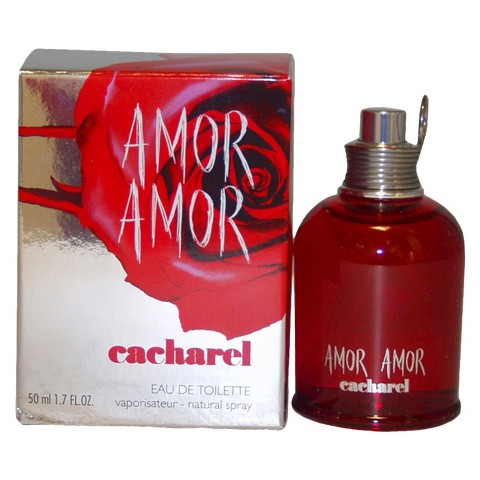 Women's Amor Amor by Cacharel Eau de Toilette Spray