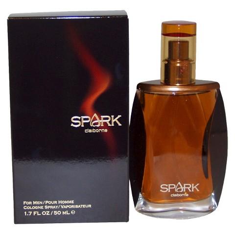 Men's Spark by Liz Claiborne Eau de Cologne Spray