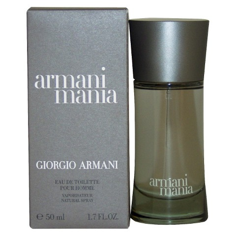 Men's Armani Mania by Giorgio Armani Eau de Toilette Spray