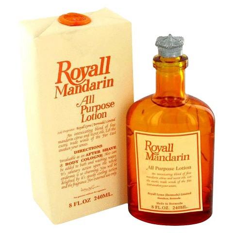 Men's Royall Mandarin by Royall Fragrances Lotion Spray - 8 oz