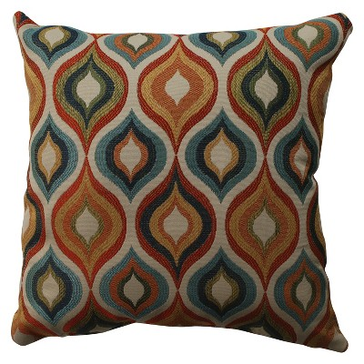 "Flicker Toss Pillow (16.5x16.5"")"