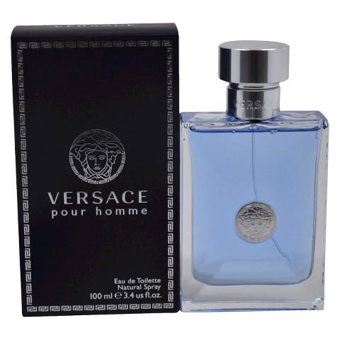 Men's Versace Pour Homme by Versace Eau de Toilette Spray