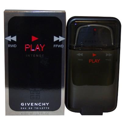 Men's Givenchy Play Intense by Givenchy Eau de Toilette Spray - 3.3 oz
