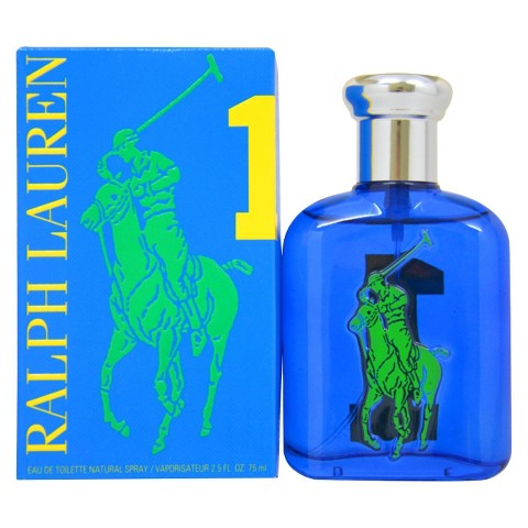 Men's The Big Pony Collection # 1 by Ralph Lauren Eau de Toilette Spray - 2.5 oz