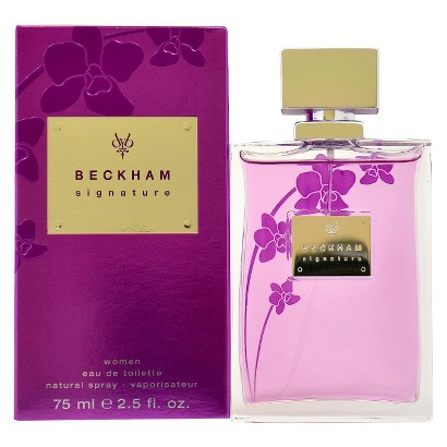 Women's Beckham Signature by David Beckham Eau de Toilette Spray - 2.5 oz