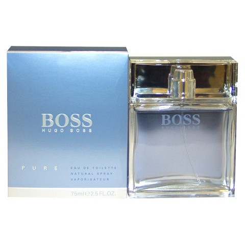 Men's Boss Pure by Hugo Boss Eau de Toilette Spray